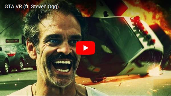 real GTA VR ft. Steven Ogg