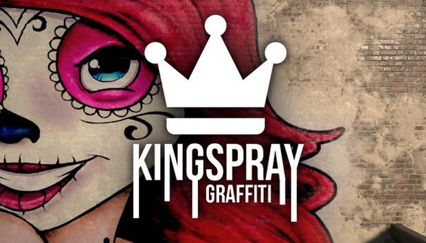 Kingspray THE Graffiti Simulator